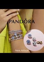 Prospectus Pandora : New Arrivals