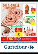 Prospectus Carrefour Express : On a grille les petits prix !