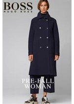 Prospectus Hugo Boss : Pre-Fall Woman