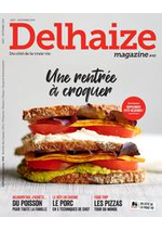 Prospectus Supermarché Delhaize : Delhaize Magazine: