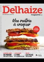 Prospectus Proxy Delhaize : Delhaize Magazine: