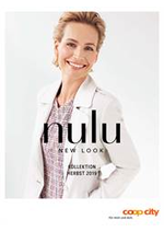 Catalogues et collections Coop City : Nulu New Look - Kollektion Herbst 2019