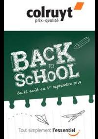 Prospectus Colruyt IEPER : Back to School