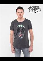 Catalogues et collections Le temps des cerises : T-Shirts & Polos Homme