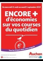 Promos et remises Auchan : Catalogue Auchan