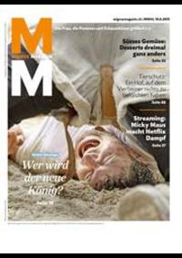 Journaux et magazines Migros Belp : Migros Magazin 34