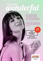 Prospectus Import Parfumerie : You are wonderful