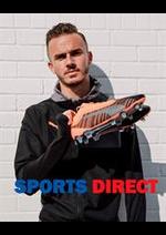 Catalogues et collections Sports Direct : Tendances Sports