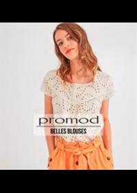 Prospectus Promod Creteil : Belles Blouses