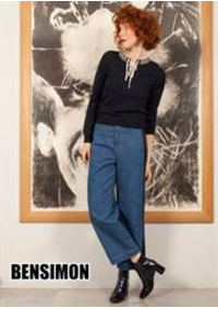 Prospectus Bensimon Paris : Pantalons Femme
