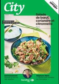 Journaux et magazines Carrefour city Châtenay-Malabry : City Hebdo S34
