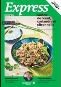 Journaux et magazines Carrefour Express Neuilly-sur-Seine : Express Hebdo S34