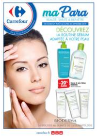 Prospectus Carrefour CHARENTON LE PONT : Le meilleur de la Parapharmacie