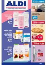 Promos et remises  : Catalogue Aldi