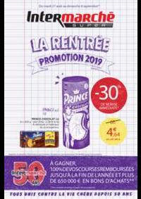 Bons Plans Intermarché Super Yerres : LA RENTREE PROMOTION 2019