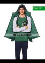 Prospectus Benetton : New Season, New Start / Men