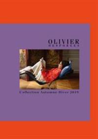 Prospectus Olivier Desforges Mulhouse 6 rue des Bouchers : Automne Hiver 2019