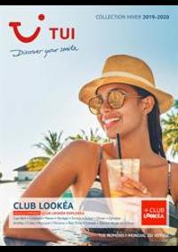 Prospectus TUI Wittenheim : Brochure TUI Club Lookéa Hiver 2019/2020