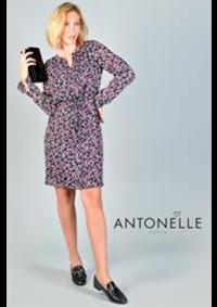 Prospectus Antonelle MULHOUSE : Nouvelle Collection