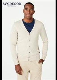 Prospectus Mc Gregor shop Paris : Vêtements Homme