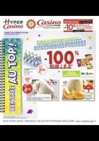 Prospectus Supermarchés Casino PARIS 28 - 34 rue de Ménilmontant : Catalogue Casino Supermarchés