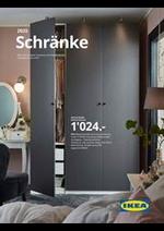 Prospectus IKEA : Schränke 2020