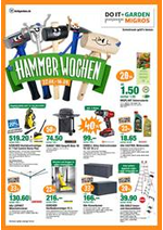 Promos et remises  : Hammerwochen KW35