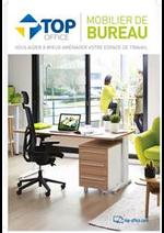 Prospectus Top office : Mobilier de bureau