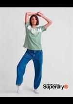 Prospectus Superdry : Nouveautés / Femme