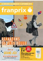 Promos et remises Franprix : Repartons de plus belle