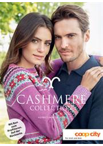 Catalogues et collections Coop City : Cashmere Collection - HerbstWinter 2019