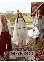 Catalogues et collections MANGO : Shared Moments