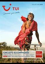 Prospectus TUI : Circuits Accompagnés