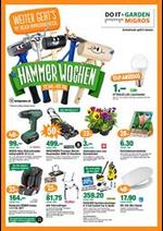 Promos et remises Do it + Garden : Hammerwochen KW38