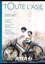Bons Plans Asia : Toute l'Asie 2020