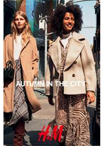 Catalogues et collections H&M : Autumn in the City