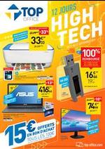 Promos et remises Top office : High Tech