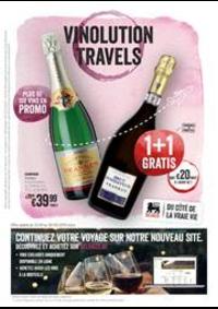 Prospectus AD Delhaize Leuven : Delhaize Vinolution Travels