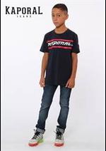 Prospectus Kaporal  : T-Shirt Garçon