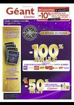 Prospectus Géant Casino : Catalogue Géant Casino