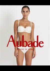 Prospectus aubade PARIS 33 rue des Francs Bourgeois : Collection Mariage