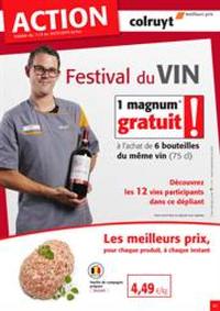 Bons Plans Colruyt ANDENNE : Festival Du Vin