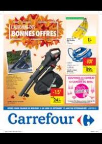 Promos et remises Carrefour JAMBES : L'automne des bonnes offres
