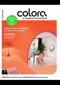 Prospectus Colora Huy : Magazine de Peinture