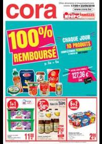 Promos et remises Cora CHATELINEAU : 100% remboursés