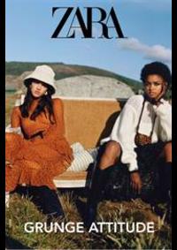Catalogues et collections ZARA ANDERLECHT Westland Shopping Center : Grunge Attitude