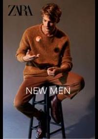 Catalogues et collections ZARA ANDERLECHT Westland Shopping Center : New Men