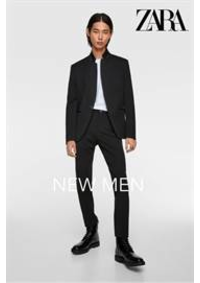 Prospectus ZARA CLAYE SOUILLY : New Collection Men