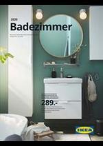 Prospectus  : Badezimmerprospekt