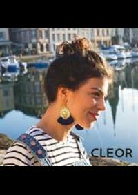 Prospectus CLEOR PARIS 1 : Nouveautés